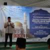 Wakil Walikota Bekasi Hadiri Peletakan Batu Pertama Renovasi Masjid An-Ni'mah Jatikarya
