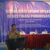Kementrian Parawisata Republik Indonesia, Sosialisikan Sadar Wisata di Aceh Timur