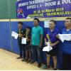 Berikut Keterangan Peserta Juara Pada Kompetisi Tenis Meja Di Desa Tanjungpura