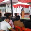 Disparpora Aceh Timur Gelar Open Turnamen Tenis Lapangan Bupati Cup I