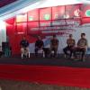 Rakorda Pemilu 2019 Di Ponpes Darussalam. Berikut Ungkapan KPU Bawaslu Dan Kesbangpol