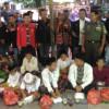 DPC Singa Bekasi Cikarang Barat, Gelar Bukber Dan Santunan Bersama Ormas Dan LSM