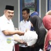 Wakili Bupati Tasikmalaya, Drs Iin Aminudin M. Si Buka OPM Bahan Pokok Subsidi