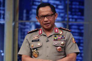Jenderal Polisi kapolri