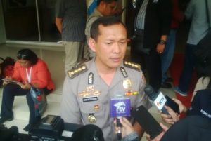 Kabag Mitra Biro Penerangan Masyarakat (Penmas) Divisi Humas Polri Kombes, Awi Setiyono