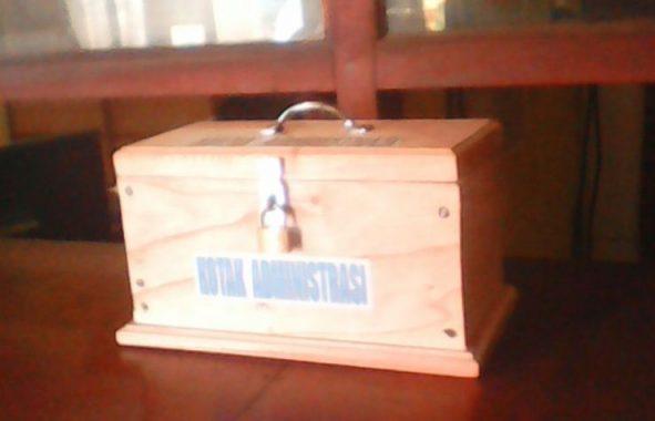 Kotak Administrasi
