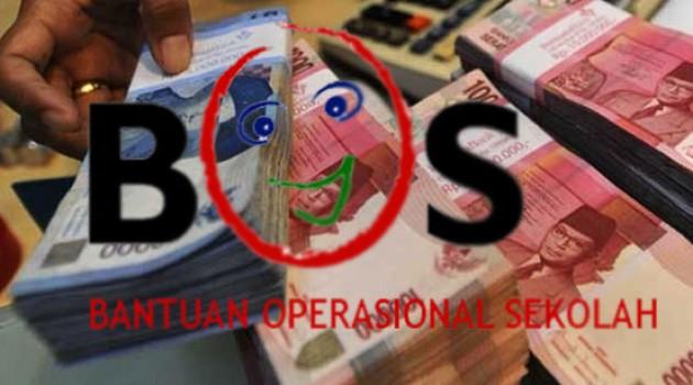 Ilustrasi penyelewengan dana BOS