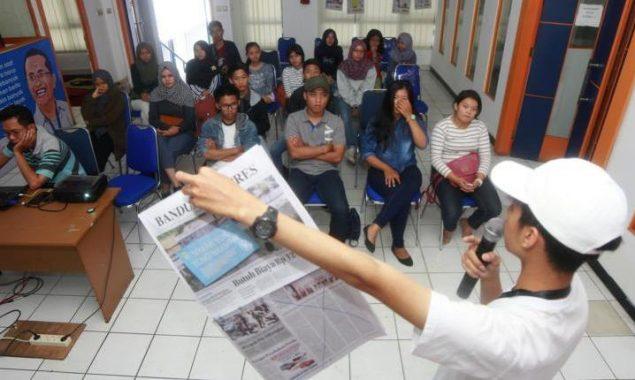 Pendidikan wartawan