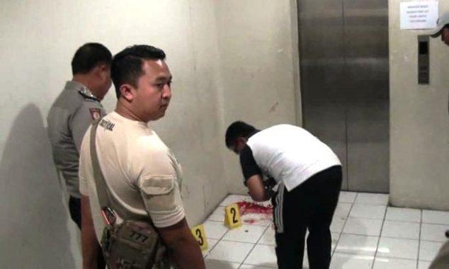 Polisi-sedang-Olah-TKP-di-Cimahi-Mall-