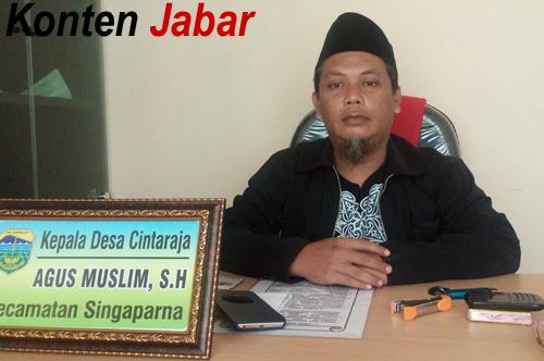 Kades Cintaraja, Singaparna