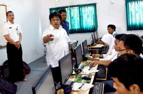 Ketua Komisi V DPRD Provinsi Jawa Barat (Jabar), H. Syamsul Bachri SH. MH