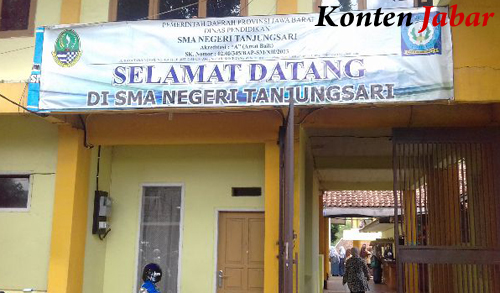 SMAN Tanjungsari, Sumedang 1