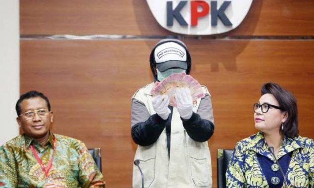 Jaksa Pemeras Proyek Berhasil di Tangkap OTT KPK
