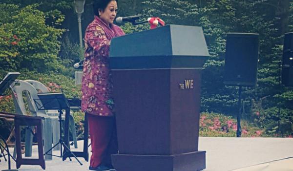 Megawati Pancasila Tidak Disosialisasikan Dengan Benar
