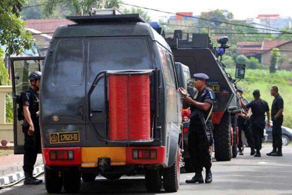 Teror Bom di Mapolda Sumut Harus Jadi Momentum Penuntasan RUU Terorisme