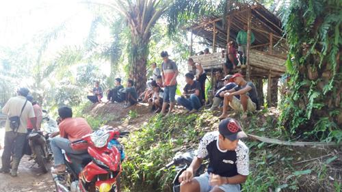 Warga Kecamatan Malin Deman Pertanyakan dan Minta Keadilan Kepada Presiden RI 2