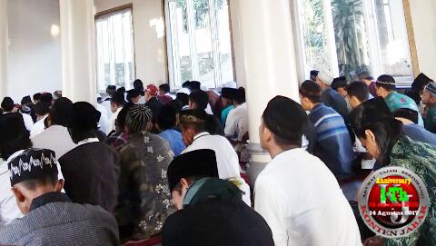 Ini 5 Dosa Manusia Versi Ceramah Idul Fitri di Mesjid Jami Baitul Muslimin copy