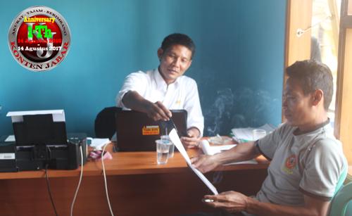 Pemerintah Desa Sukanagalih Alokasikan Dana Desa