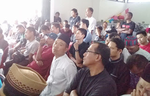 Diduga Beraliran Wahabi Warga Jonggol Tolak Keras Pembangunan Masjid Ini