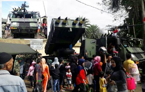 HUT TNI 72 BOGOR