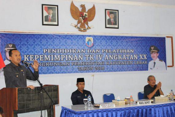 Wakil Bupati Lebak, H. Ade Sumardi