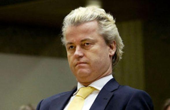 Pemimpin Oposisi Belanda, Geert Wilders