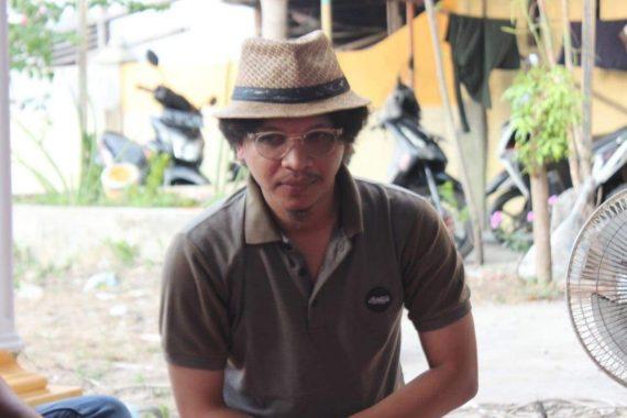 Aktivis Pro-Demokrasi, Fahkrurrazi atau Bung Kibo (Istimewa).