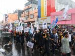aksi longmarch solidaritas muslim UyghurAlmumtaz